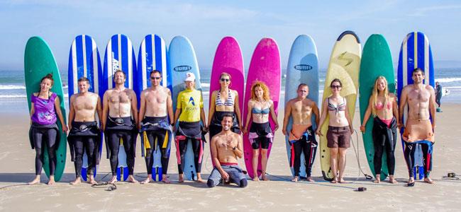 Surf kamp Portugal, Peniche.