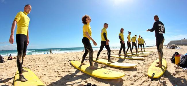 O surfanju