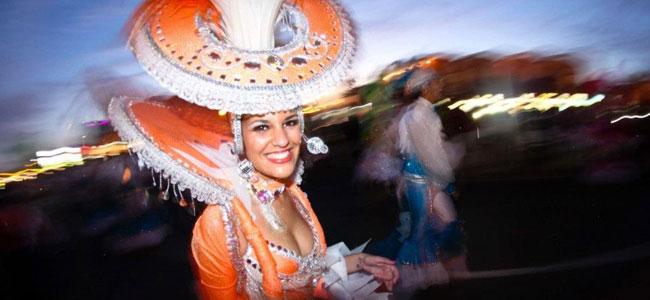 Karneval u Corraleju.