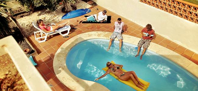 Surf&Work Kanari, Fuerteventura