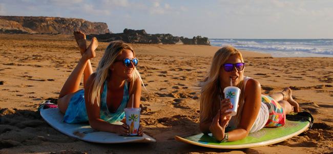 surf girls fuerteventura