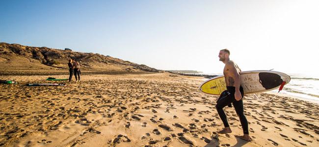 Ivan Saric surfanje na valovima