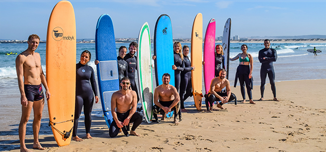 Zasto je surfanje idealna odluka