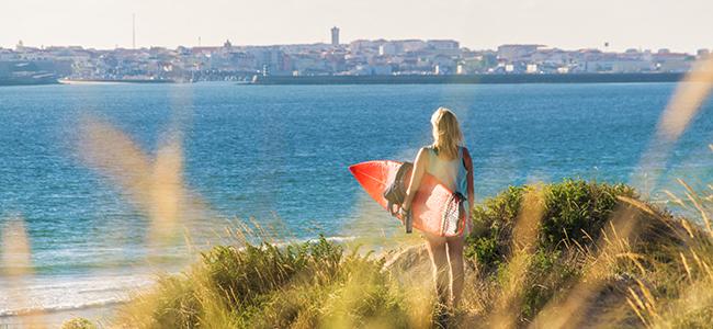 Avioni i mjesta za jesenske surf kampove
