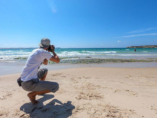 Kohola surf team - Dario Kojic fotkanje