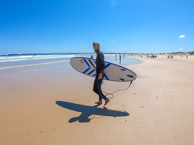 Kohola surf team - Dario Kojic surf